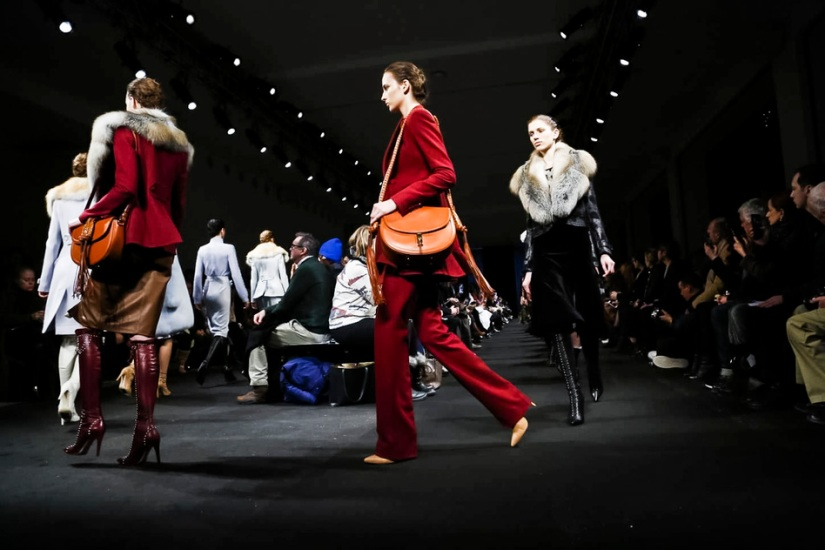 New York Fashion Week: Altuzarra Ready to Wear Fall 2015