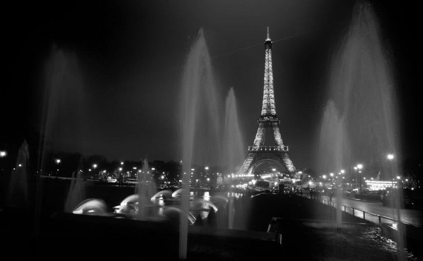 Eiffel Tower Paris Wallpaper Black And White Black And White Paris Eiffel