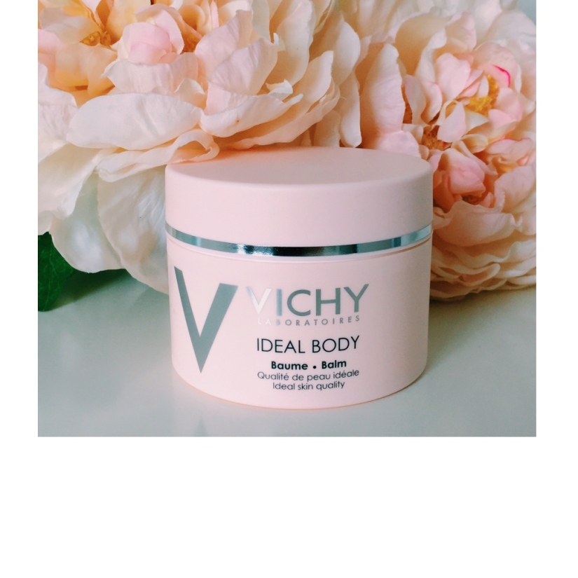 Style Domination Beauty Review: Vichy Ideal BodyBalm