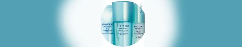 Style Domination Beauty Review:  Shiseido Pureness SkincareLine