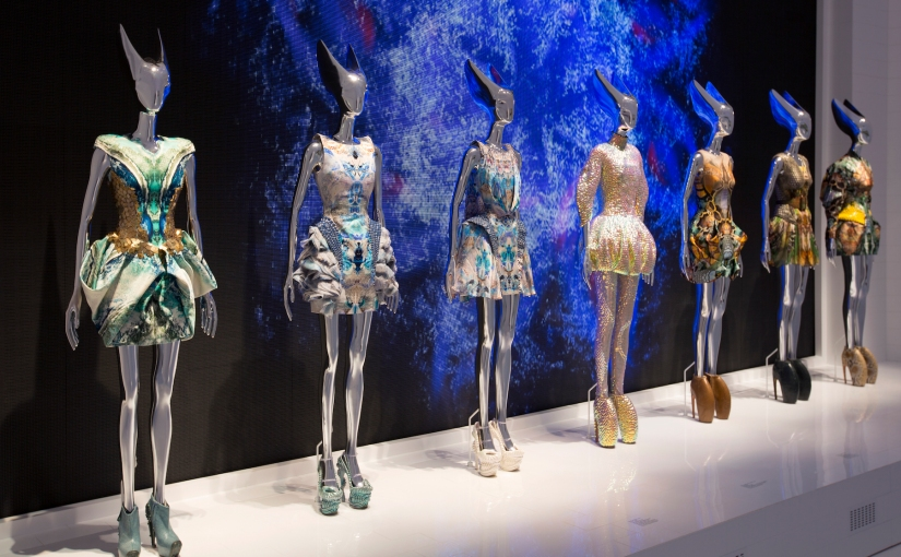 Alexander McQueen Savage Beauty Exhibit – Victoria and Albert Museum