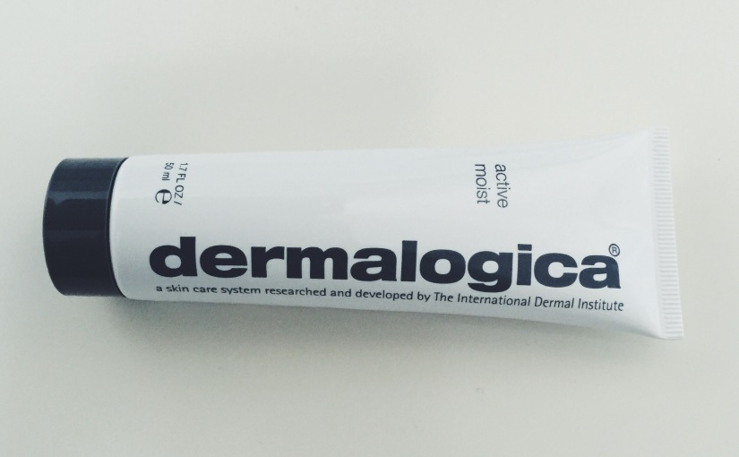 Style Domination Beauty Review:  Dermalogica Active Moist Moisturizer
