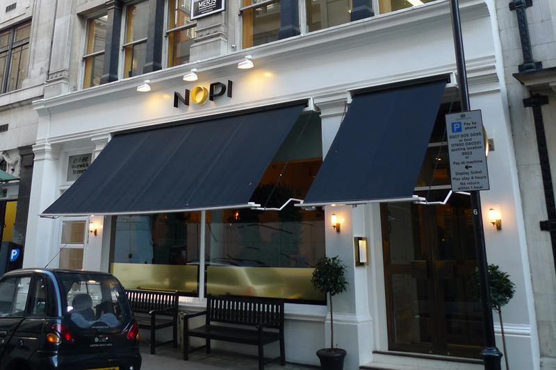 NOPI – A Yotam Ottolenghi Masterpiece of aRestaurant