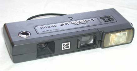 Style Domination Kodak 110mm camera