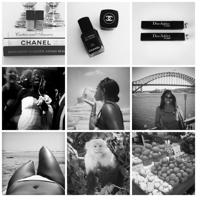 Style Domination Black and White Photography Fashion Blogger Chanel Dior Australia Costa Rica