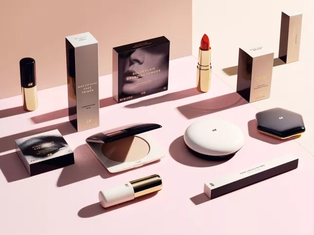 Newsflash! H&M To Launch BeautyLine