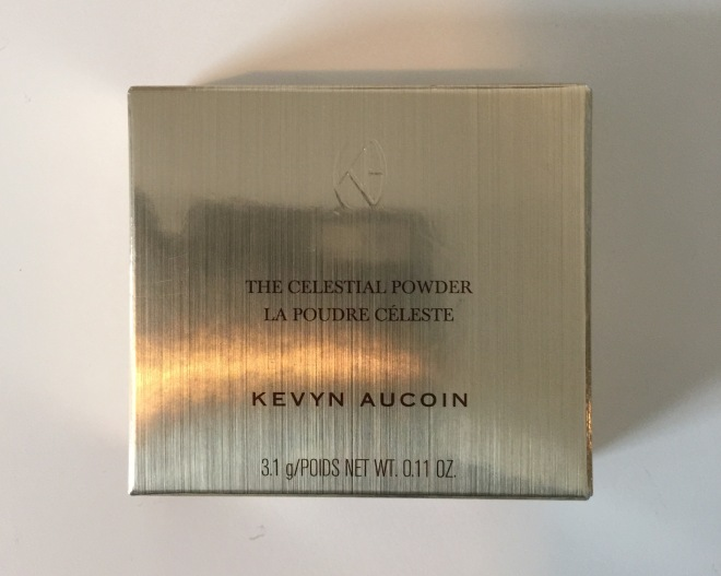 Kevyn Aucoin The Celestial Powder Starlight Style Domination