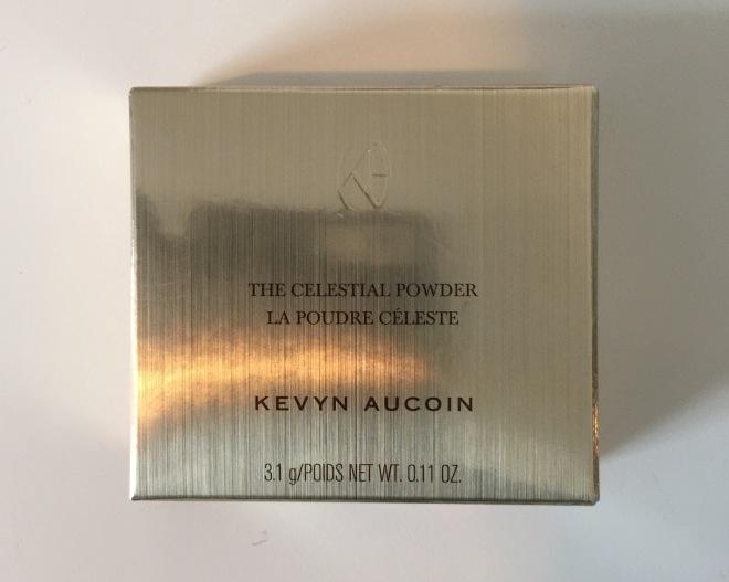 Kevyn Aucoin The Celestial Powder Starlight Style Domination