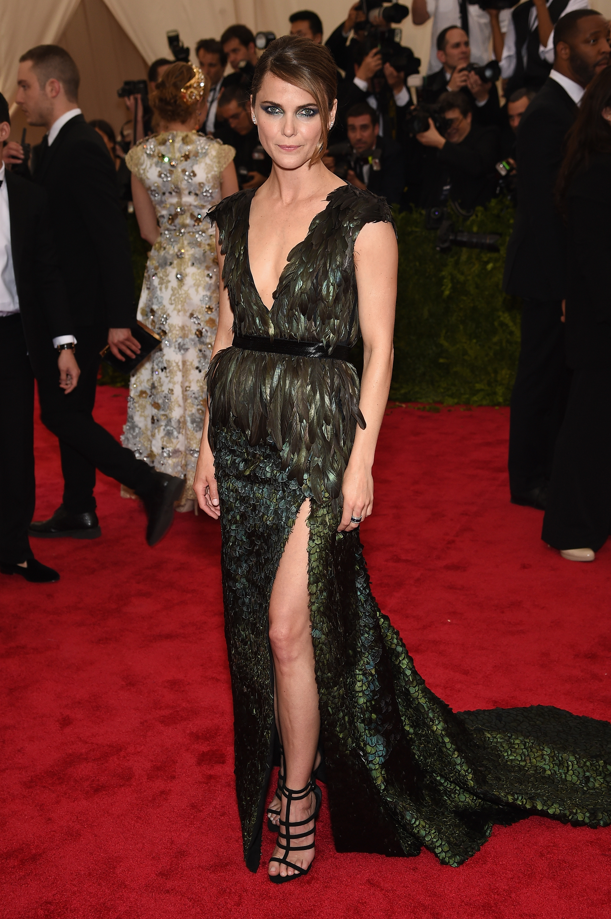 Kerri Russell in Altuzarra - I love this.