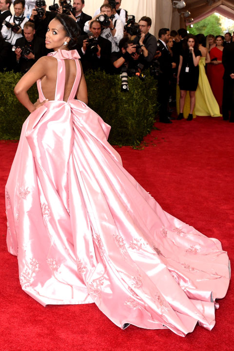 Kerry Washington Prada Met Gala 2015