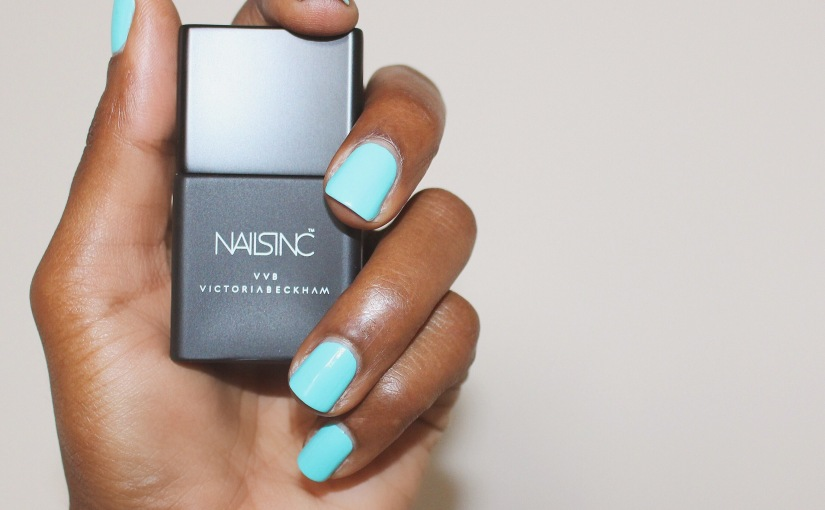 SD Beauty Review: Nails Inc. Gel Effect Polish in Queens Gardens