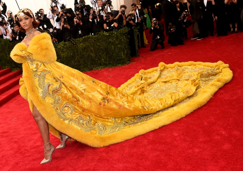 The 2015 Met Gala:  The Good, The Bad and The Ugly
