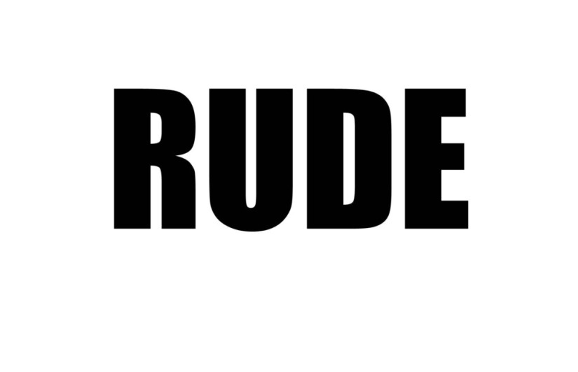 Random Acts of Rudeness: Signs Your Etiquette May Need Help