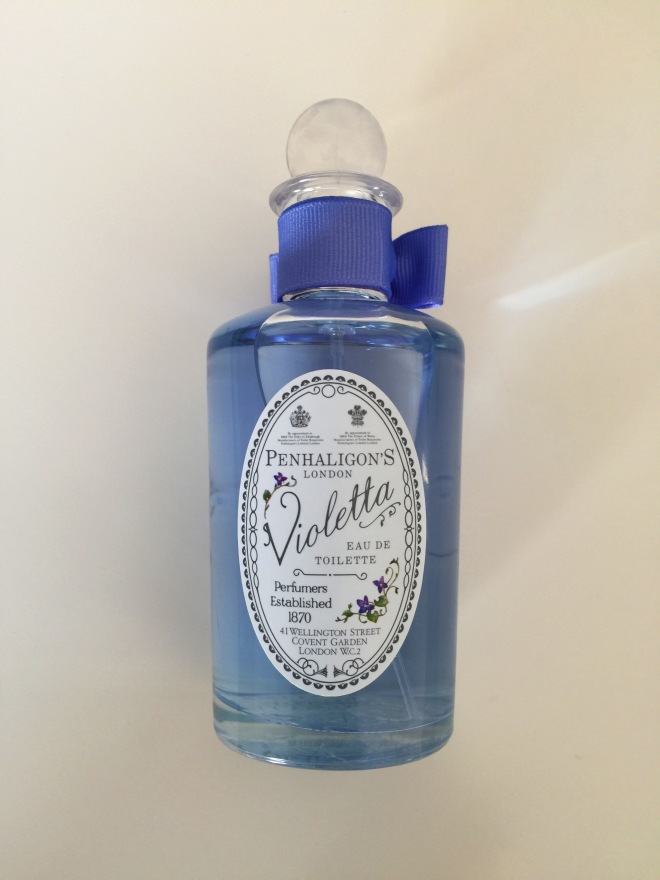 Penhaligon's Violetta Perfume British England Covent Garden Parfum  Style Domination