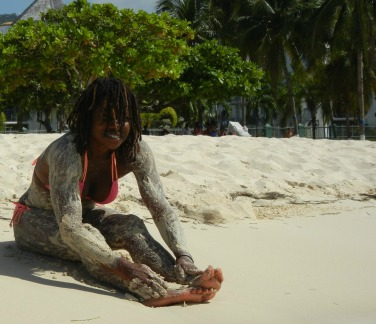 Wonders of Jamaica Beach Sand SCrub Exfoliate Exfoliator Skin Care Ocean Style Domination