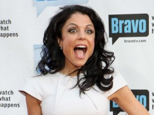 Bethenny Frankel Real Housewives of New York Love Loud Style Domination