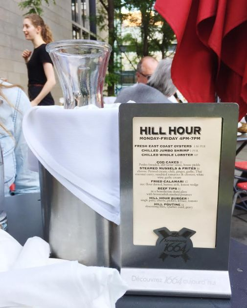 Metropolitain Brasserie Restaurant Zomato Ottawa Canada French Oysters Hill Hour Parliament Hill Sussex Drive