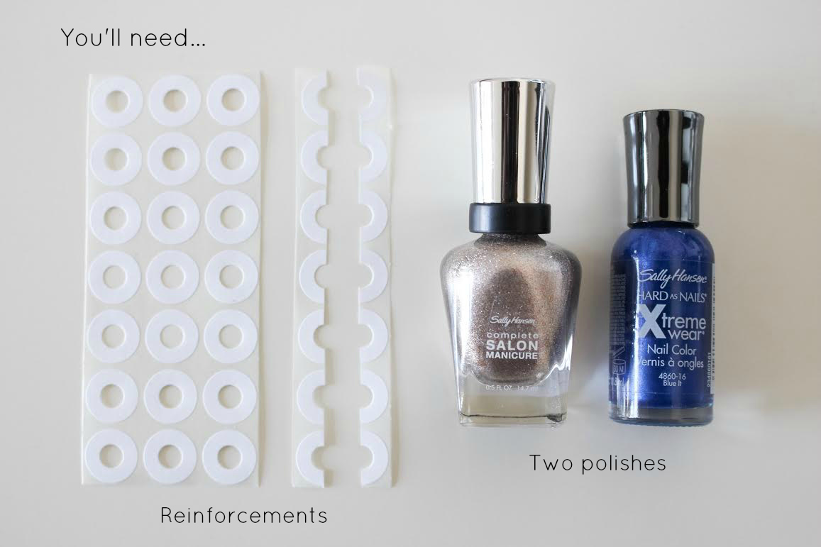 Style Domination Tutorial: The Half-Moon Manicure - Style Domination