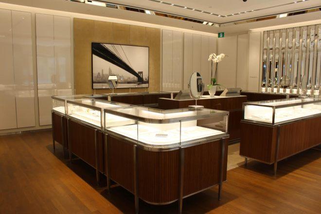 Tiffany & Co Rideau Centre Ottawa Canada Style Domination Fancy Yellow Diamonds Canary Yellow