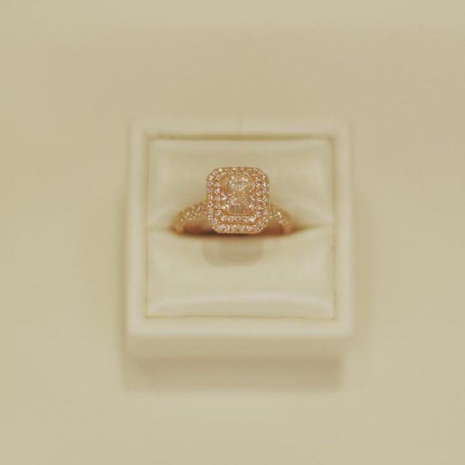 Tiffany & Co Rideau Centre Ottawa Canada Style Domination pink Diamond  Bennifer