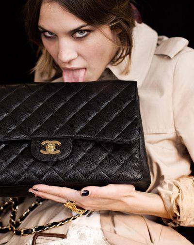 Caviar leather Lambskin Chanel Bag Style Domination Resale Market Coco Chanel Designer Handba