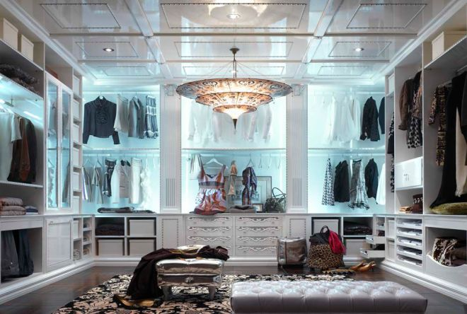 Style Domination Lottery Winner Dream walk-in closets Dior Show Room