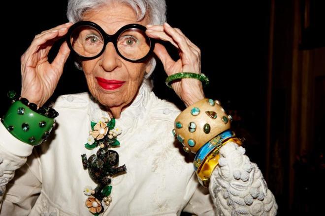 Iris Apfel Style Domination Style Icon Costume Jewelry