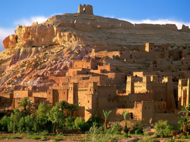 Kasbah_Ruins_Ait_Benhaddou_Morocco Style Domination Lottery Winner Tokyo
