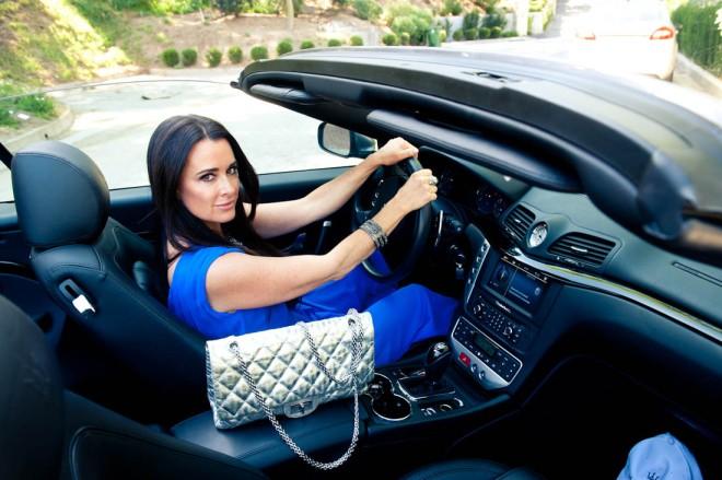 Lambskin Chanel Bag Style Domination Resale Market Coco Chanel Designer Handbag Kyle Richards Real Housewives of Beverly Hills