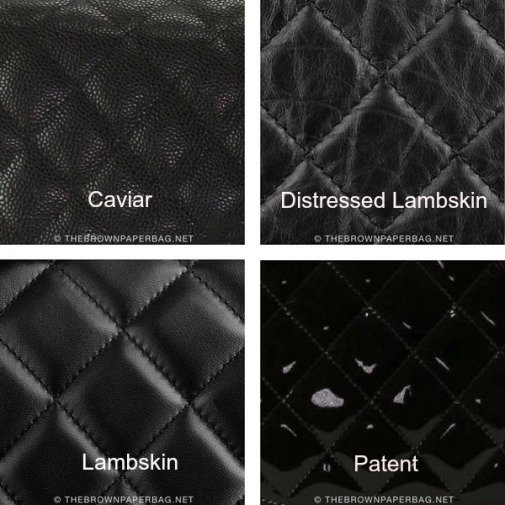 Patent Leather Distressed Lambskin Caviar leather Lambskin Chanel Bag Style Domination Resale Market Coco Chanel Designer Handba