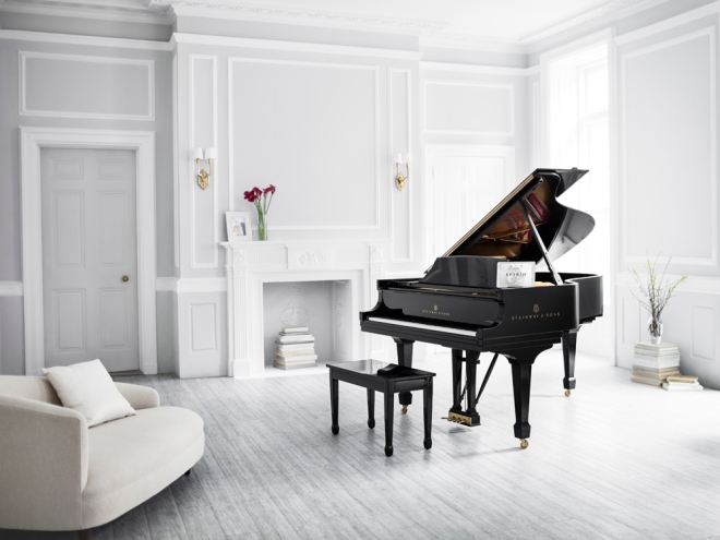 Style Domination Lottery Winner Dream Steinway Grand Piano