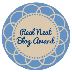 Real Neat Blog Award WordPress Style Domination Fashion Blogger Style Blogger