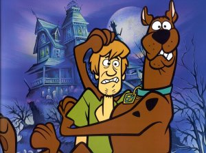 Scooby Dooby Doo Shaggy Scoobs Horror Cartoon Style Domination Fashion Blogger