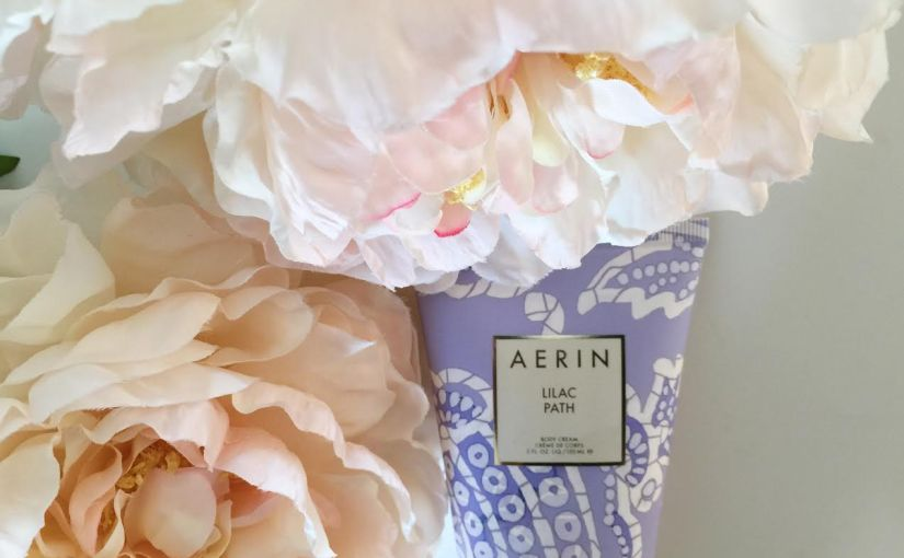 SD Beauty Review: Aerin Lilac Path Body Cream