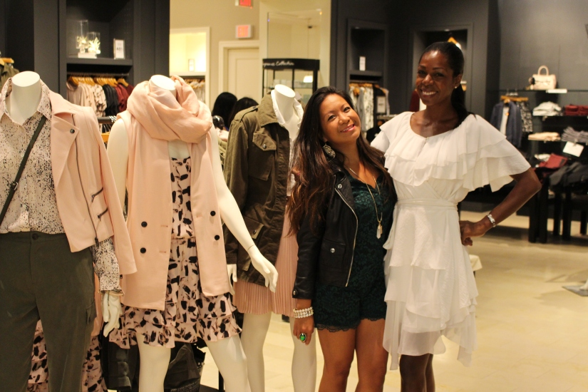 Blogger Preview: Banana Republic Pre-Fall Event!