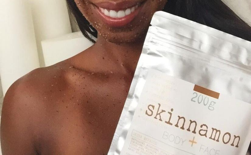SD Beauty Review: Skinnamon Body + Face Coffee Scrub
