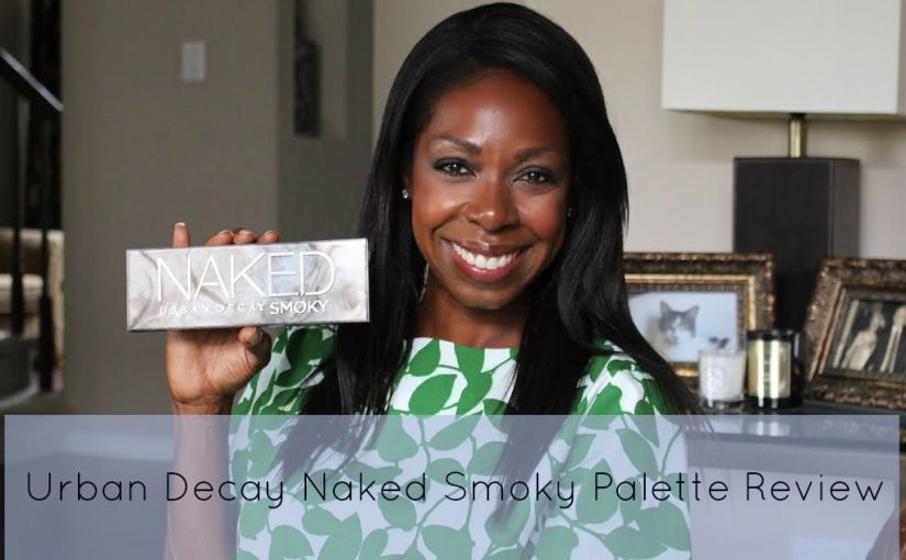 SD Beauty Review: Urban Decay Naked Smoky EyeshadowPalette