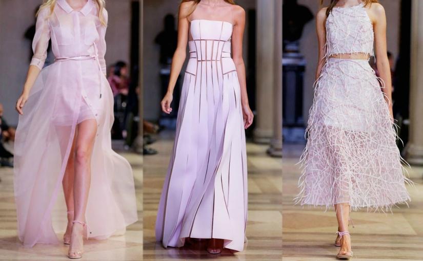 New York Fashion Week SS 2016 RoundUp!