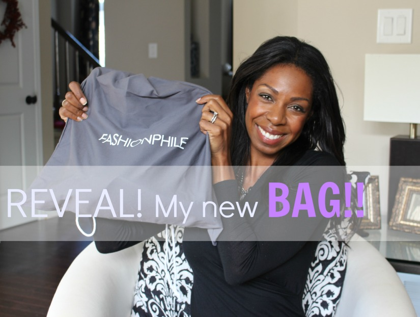 My Big BAG REVEAL!!!