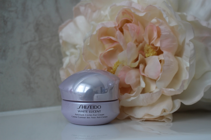 SD Beauty Review: Shiseido White Lucent Anti-Dark Circles Eye Cream