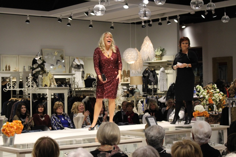Shepherd's Ooh 'n Ahh Fashion Show: A Fundraiser Supporting the Youville Centre