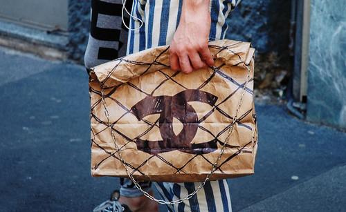 Chanel Paper Bag Style Domination Ottawa Fashion Blogger