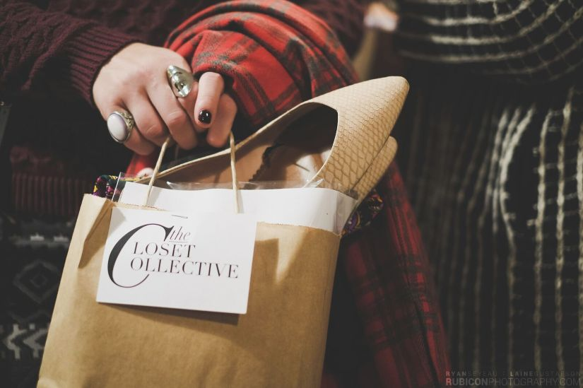 Come Join Us At The Second Annual Closet Collective Event! November 20th, 5:30pm