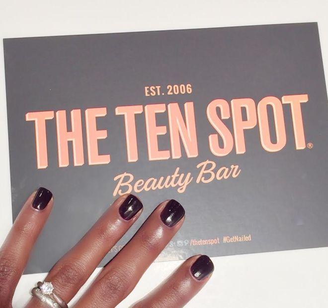 The Ten Spot Style Domination Fall Nail Trends Ottawa Fashion Blogger