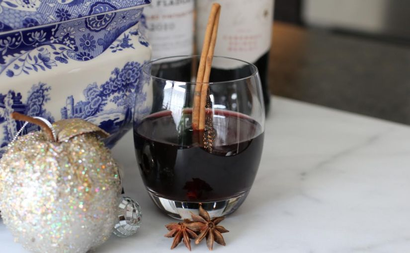 Holiday Treat: Warm and Wonderful Spicy Mulled Wine