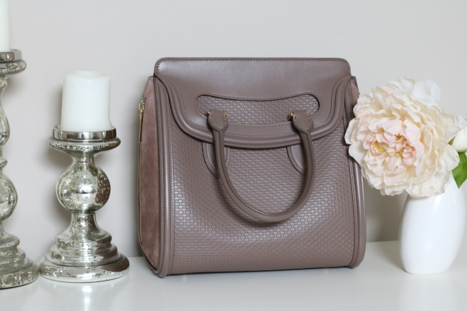 Bag Bliss: Alexander McQueen Heroine Tote | www.styledomination.com