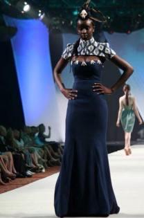 #FeatureFriday: Julianne Buchholz, Haute Couture Fashion Designer | www.styledomination.com