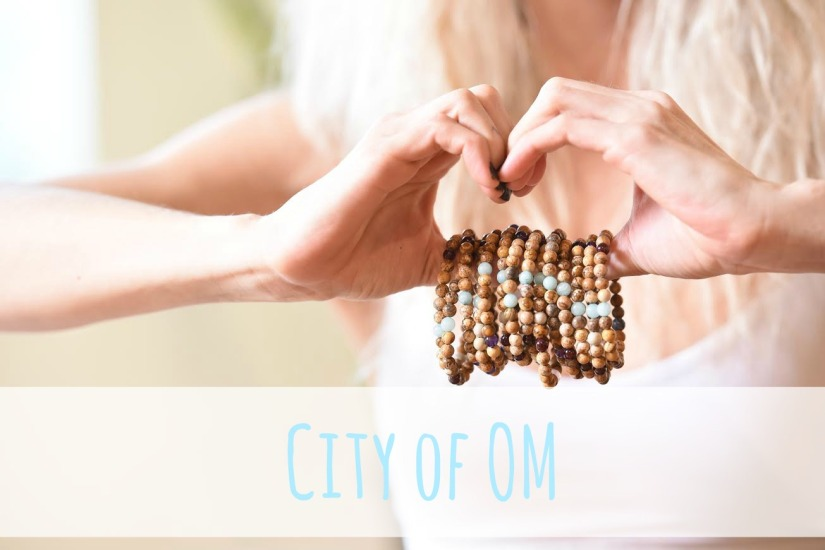 Unleash Your Inner Yogi: City of OM