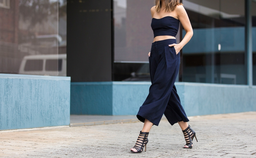 Fashion Quandary: How To Wear Culottes
