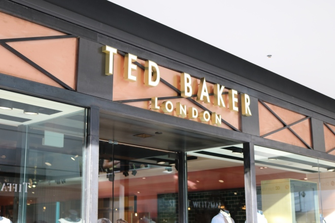 Grand Opening Celebration For Ted Baker London | www.styledomination.com